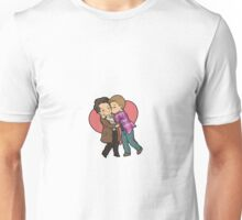 destiel is love Unisex T-Shirt