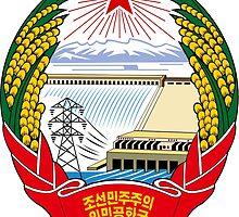 Emblem of North Korea  by abbeyz71