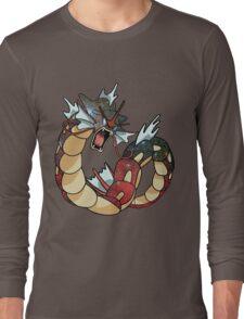 Gyarados - Pokemon Long Sleeve T-Shirt
