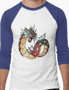 Gyarados - Pokemon Men's Baseball ¾ T-Shirt