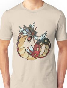 Gyarados - Pokemon Unisex T-Shirt