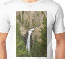 Tower Falls, Yellowstone Unisex T-Shirt