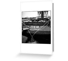 THOR af Stockholm Greeting Card