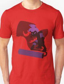 Violet Male Inkling - Sunset Shores T-Shirt