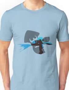 Light Blue Female Inkling - Sunset Shores Unisex T-Shirt