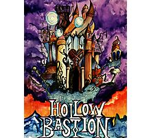 Hollow Bastion Photographic Print