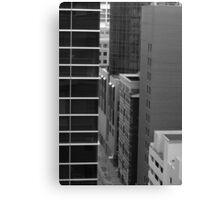 concrete blocks Canvas Print