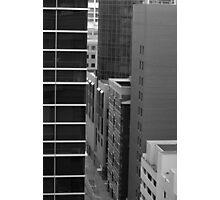 concrete blocks Photographic Print