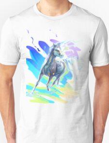 Color Horse Unisex T-Shirt