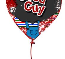 Chucky Float Sticker