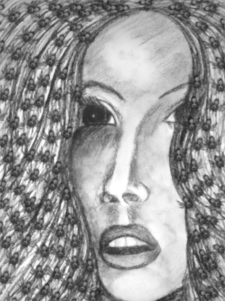 Black Widow by Naomi  O'Connor