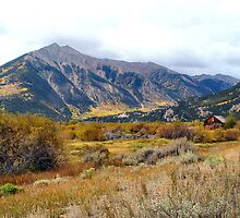 Awesome Color near Twin Lakes, Colorado by Bob Spath