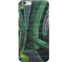 Terrace Street Wall Art iPhone Case/Skin