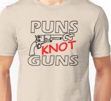 PUNS KNOT GUNS Unisex T-Shirt
