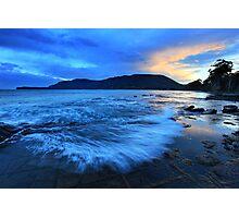 Tessellated Pavement, Eaglehawk Neck, Tasmania, Australia Photographic Print