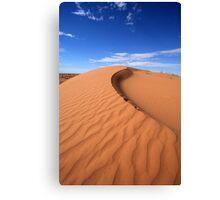 Sand Dune, Simpson Desert, Australia Canvas Print
