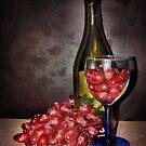 Grape Harvest by Sheri Nye