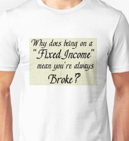 Good question Unisex T-Shirt