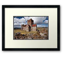 St Mary in Castro church Framed Print