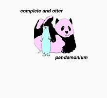 Complete and Otter Pandamonium Unisex T-Shirt