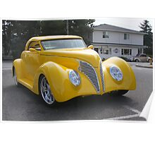 1933 Ford Poster
