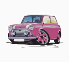 Mini Cooper (B) by Richard Yeomans