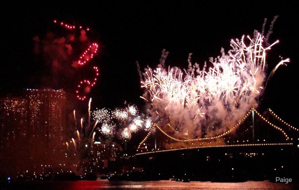 Celebrate Brisbane by Paige