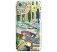 Italian Port iPhone Case/Skin