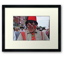 I am a Clown Framed Print