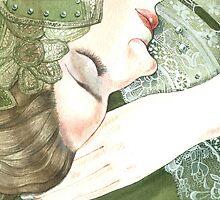 sleeping beauty by Masha Kurbatova