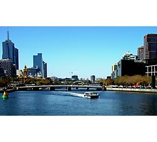 Melbourne V Photographic Print