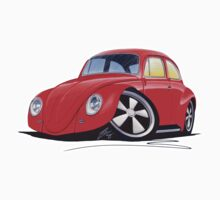 VW Beetle (Custom A) by Richard Yeomans
