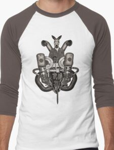 Anthropomorphic N°19 Men's Baseball ¾ T-Shirt