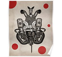 Anthropomorphic N°19 Poster