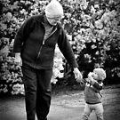 ...for you grandma... by Geoffrey Dunn