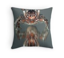 Do you really want to mess with me? Throw Pillow
