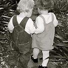 Cousins & Friends in Black & White by Belinda Fletcher