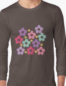 Dolly tender flowers Long Sleeve T-Shirt