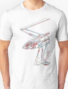 Cadillac tail fin T-Shirt