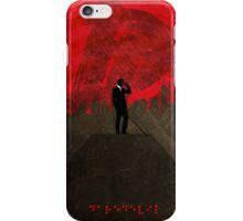 Daredevil Minimalist Art Print - Poster  iPhone Case/Skin
