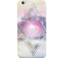STAR OF DAVID-2- bless and protect- Art + Products Design  iPhone Case/Skin