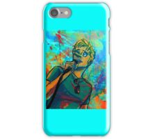 The World is Your Stage iPhone Case/Skin