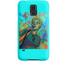 The World is Your Stage Samsung Galaxy Case/Skin