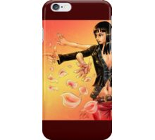 Flower of Carnage iPhone Case/Skin