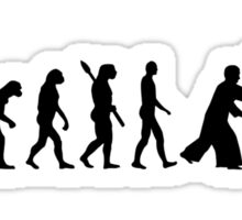 Evolution Aikido Sticker