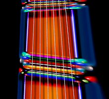guitar strings... by Mel Taylor