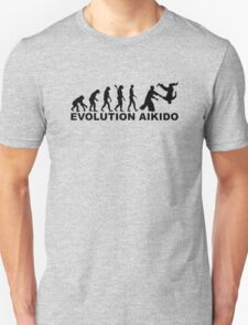 Evolution Aikido Unisex T-Shirt