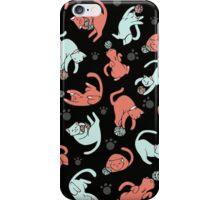 KitCat Pattern iPhone Case/Skin