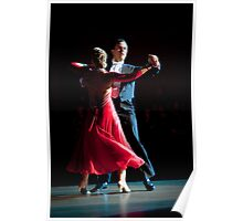 Just waltzing Poster