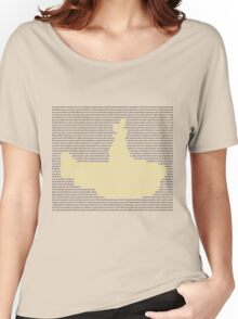 Yellow submarine Women's Relaxed Fit T-Shirt